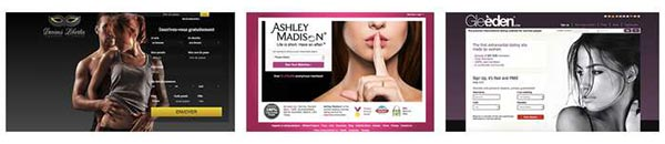 sites comme ashleymadison